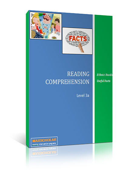 Reading Comprehension Level 3a
