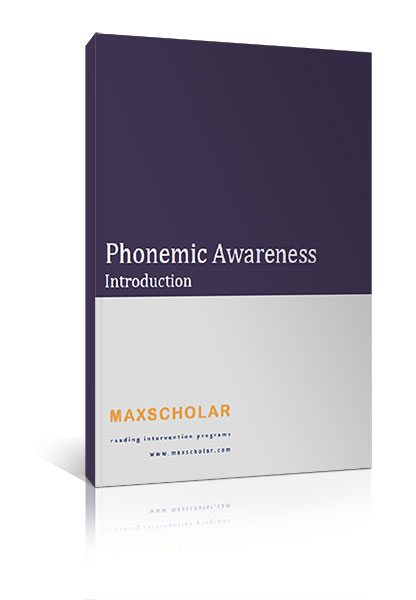 phonemic awareness introduction