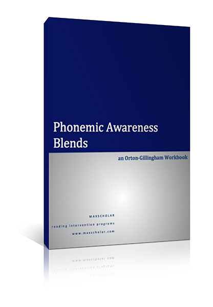 phonemic awareness blends