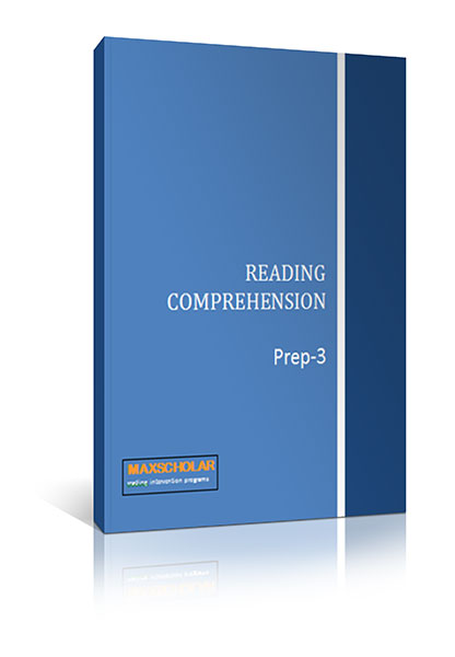 Reading Comprehension Prep-3 Highlighting & Fluency Drills