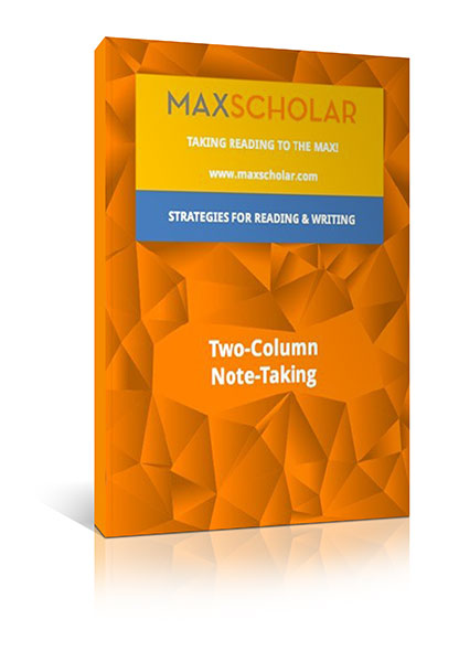 Two-Column Note Taking