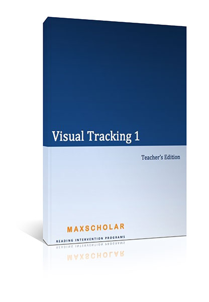 Visual Tracking 1, Teacher's Edition