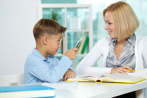 tutor-student